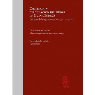 historia del libro novohispana