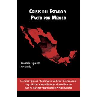 portada libro Crisis del Estado y Pacto por México