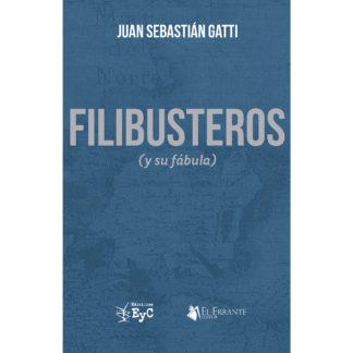 portada libro Filibusteros (y su fabula)